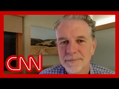 Netflix CEO Reed Hastings: Marriage counseling showed me I was a 'systematic liar'