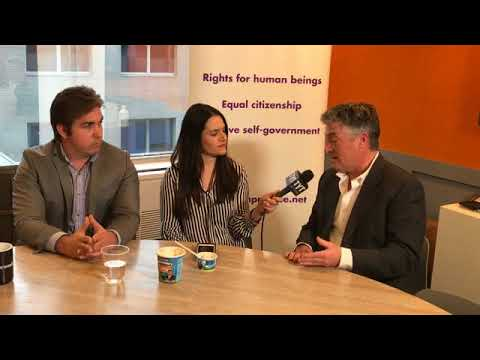 Ben & Jerry talk money and politics with Nomiki Konst on the 8th anniversary of Citizens United