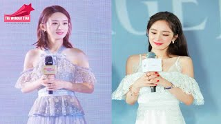 Zhao Liying and Yang Mi beautifully radiant in recent appearances