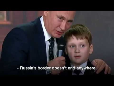Russian At The End
