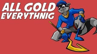 Sly Cooper | All Gold Everything
