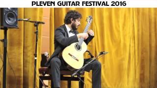 Pleven Guitar Festival 2016 - Nicola Montella