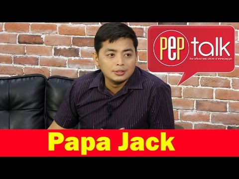 PEPtalk. Papa Jack offers theory on breakup and falling in love again