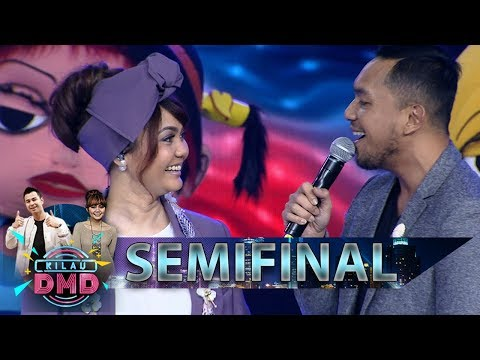 Cieee Rina Nose Kaget Kedatangan Fakhrul Razi - Semifinal Kilau DMD (9/3)