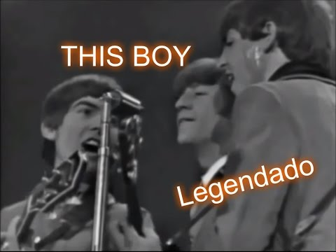 "The Beatles - This Boy - ""Washington Coliseum"" (Legendado PT/BR)"