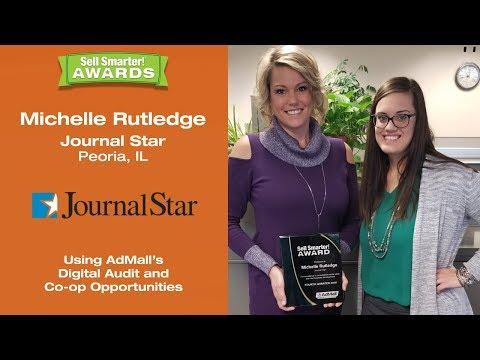 Sell Smarter Awards - Michelle Rutledge - Journal Star - Digital Audit + Co-op Opportunities