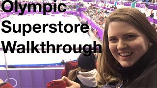 PYEONGCHANG OLYMPICS 2018 Part 2 We saw Tara Lipinski and Johnny Weir in Gangneung Ice Arena