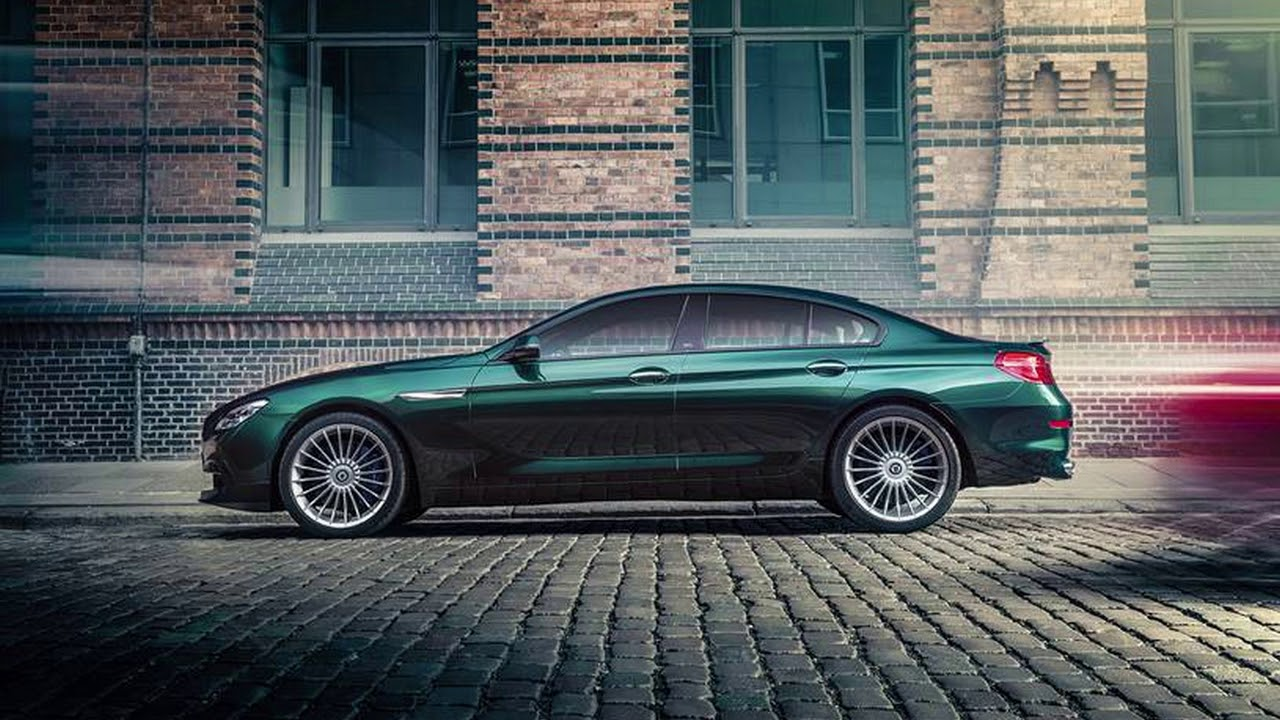 the exclusive bmw alpina b6 gran coupe 2019 youtube. Black Bedroom Furniture Sets. Home Design Ideas