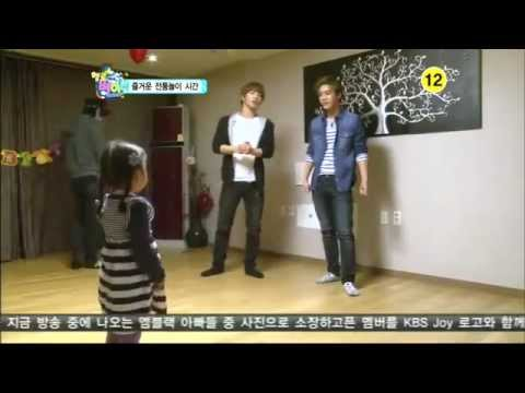 Mblaq Hello Baby Ep 11. Full (Eng Sub)