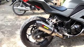 Akrapovic Titanium Ninja 250 FI