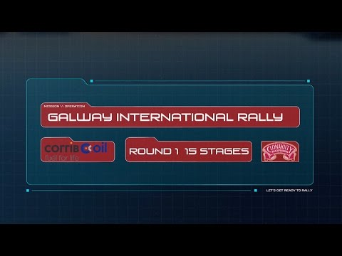 Galway International Rally 2017