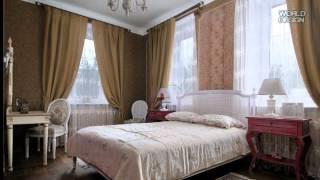 Обои в стиле прованс в интерьере(Интерьер дизайна Прованс - это легкая французская атмосфера, нежные нотки приятного шансона и даже запах..., 2014-09-22T16:30:59.000Z)