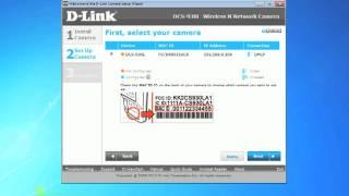 Приступаючи до роботи: бездротовий N мережі камери (DCS-930L)