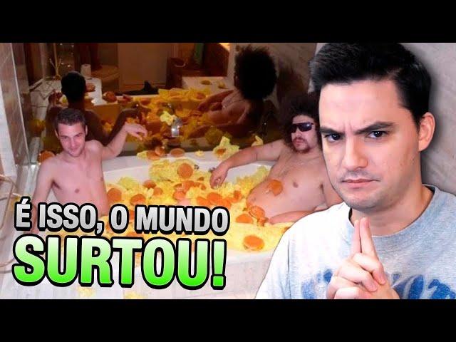 VOCÊ VAI TER QUE OLHAR DUAS VEZES - Felipe Neto