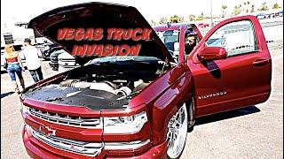 ProCharged Silverado @ Las Vegas Truck Invasion