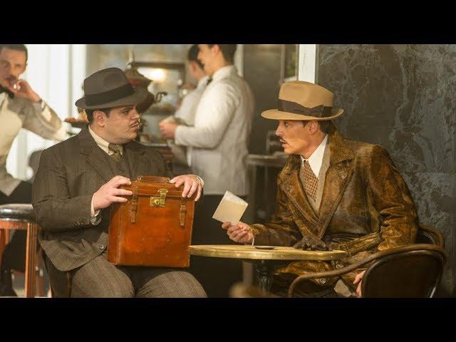 Murder On The Orient Express / Έγκλημα στο Οριάν Εξπρές - Launch Trailer