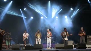 Palco Teatro - Festa de Santo Antônio (13/06/2015)