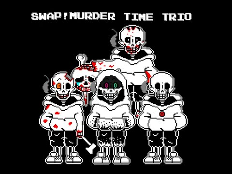 Swap!Murder Time Trio Themes (Phase 1 - Phase 2)