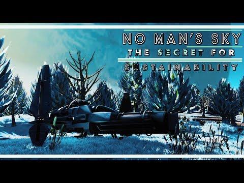 The Secret To Sustainability   No Man's Sky 1.5   Waking Titan