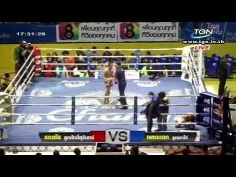 Professional Muay Thai Boxing from Lumphinee Stadium on 2014-11-01 at 4 pm