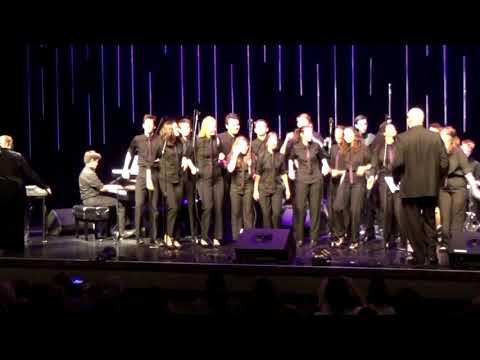 South Eugene High School Dorians Vocal Jazz Ensemble - 10.6.18