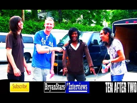 Ten After Two Interview Rise Records Tour 2011