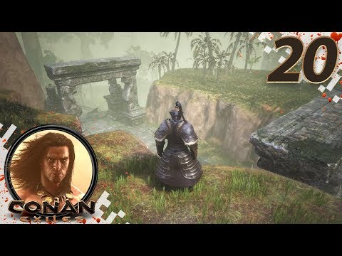 CONAN EXILES (NEW SEASON) - EP20 - Searching For Seeds! (Gameplay Video)