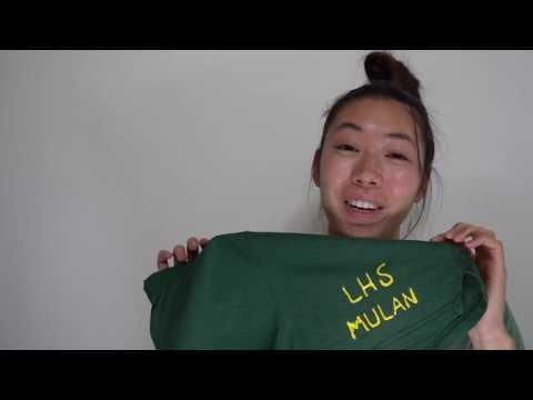 Sarah Chang Mulan Audition