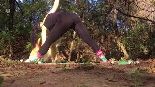 solar plexus chakra yoga flow