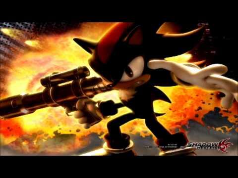 『 Central City - Shadow The Hedgehog Soundtrack 』