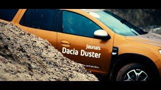 Dacia Duster International Test Drive