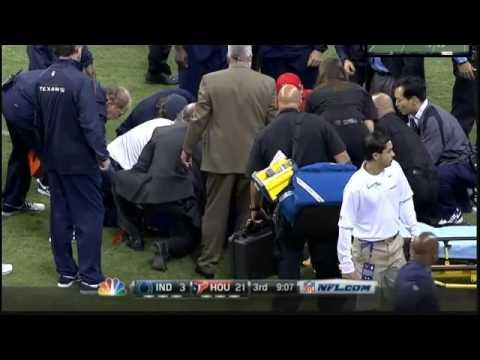 2013-11-03 Gary Kubiak Injury