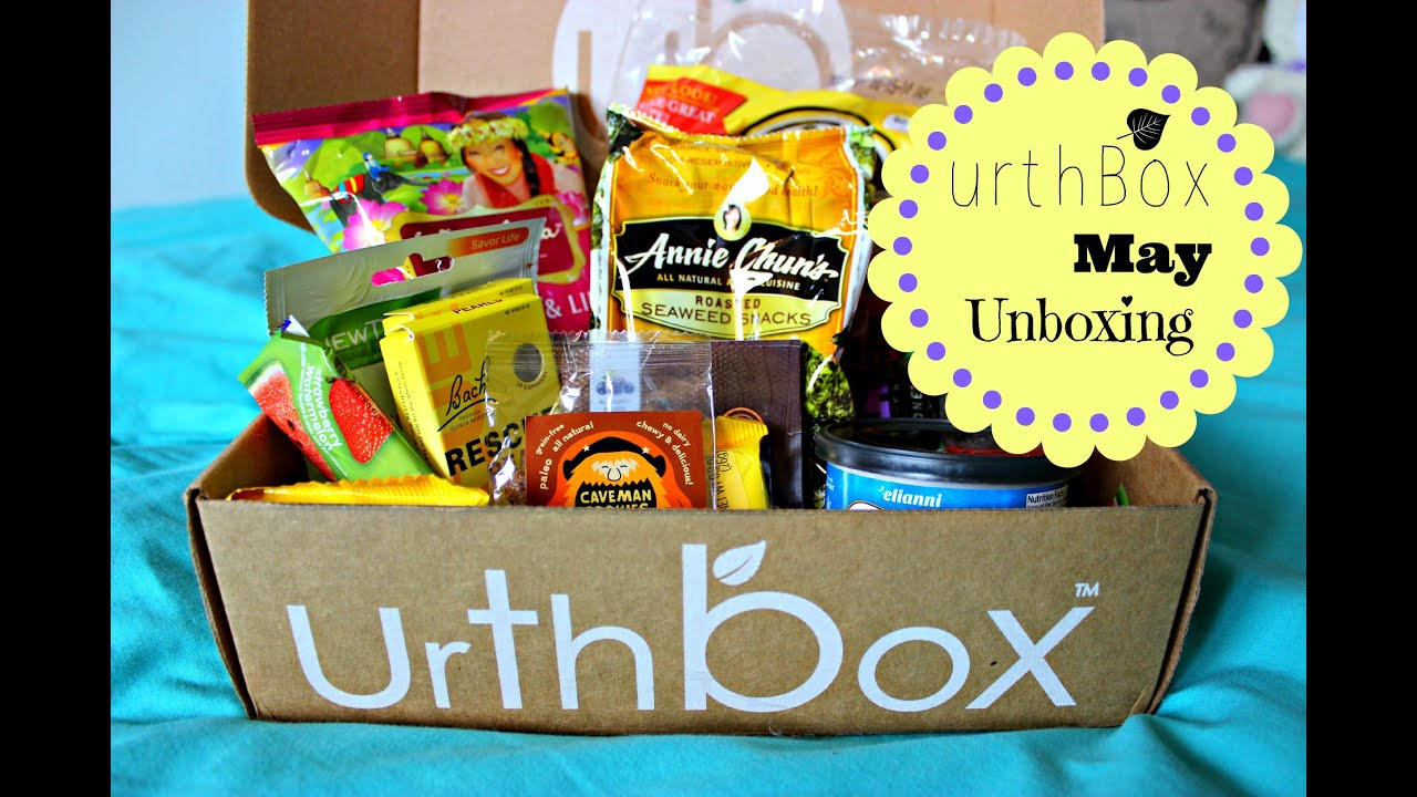 Urthbox may subscription unboxing vegan gluten free urthbox may subscription unboxing vegan gluten free healthy snacks negle Gallery