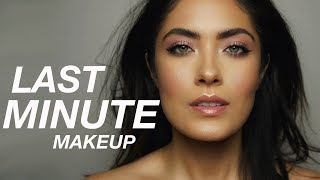 Last Minute Date Night Makeup | Melissa Alatorre
