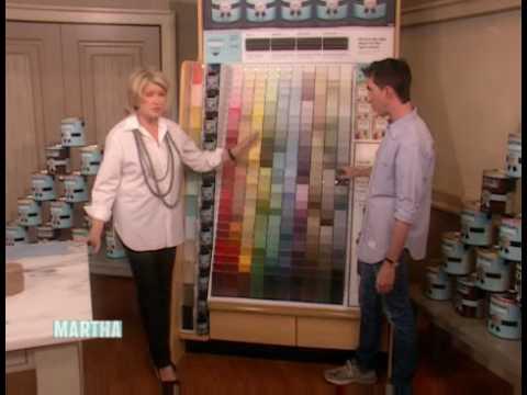 Introducing Martha Stewart Living Paint