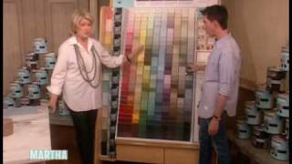 Introducing Martha Stewart Living Paint