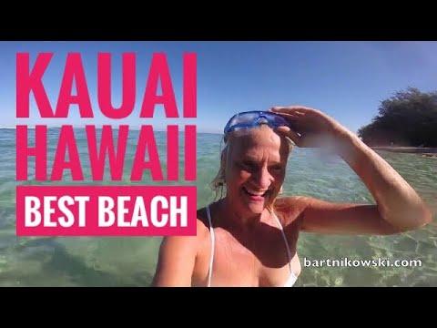 best-beach-kauai,-hawaii