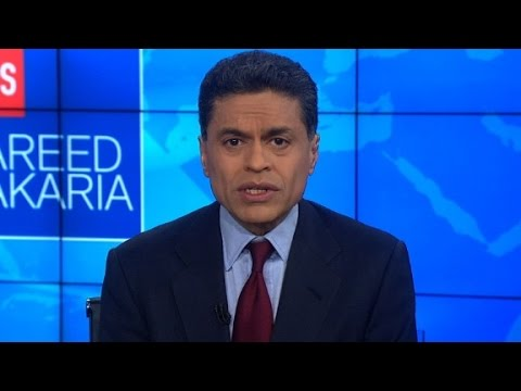 Fareed: Trump's travel ban is fear mongering