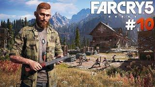 OŚRODEK KIEŁ | Far Cry 5 [#10]