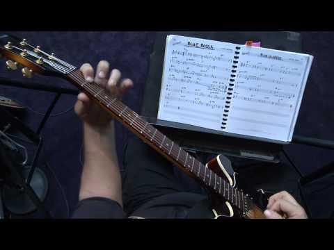 EZ Jazz Guitar - Blue Bossa