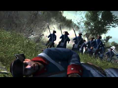 Assassin's Creed III - Independence Teaser Trailer