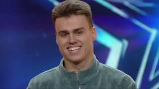 Lietuvos Talentai 2019 m. 6 serija | Edgaras Kerpė