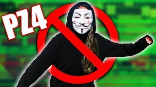 BANNED by PROJECT ZORGO (PZ4 Ninja Battle Royale in Real Life for 24 Hours Straight Challenge)