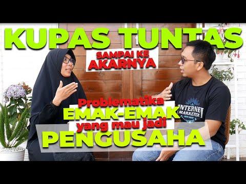 Kisah Inspiratif ANAK SUPIR ANGKOT yang Sukses Jadi Mentor EMAK EMAK INDONESIA (Kompor Resign)🔥