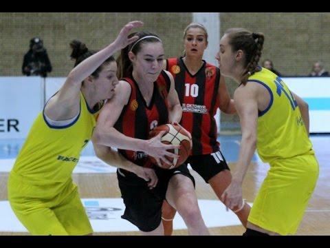 Бадел 1862 - Вардар (Прва лига жени кошарка)