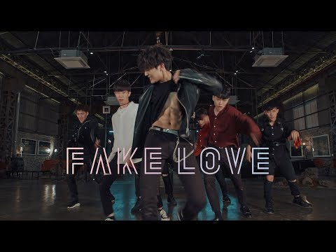 [AB] BTS 방탄소년단 - FAKE LOVE | 커버댄스 Dance Cover (with 연습생)