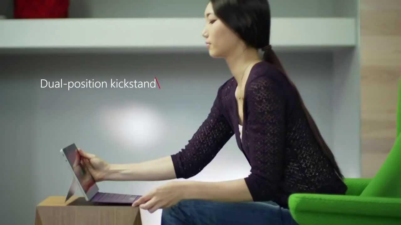 Microsoft Surface 2 - TV Ad - YouTube