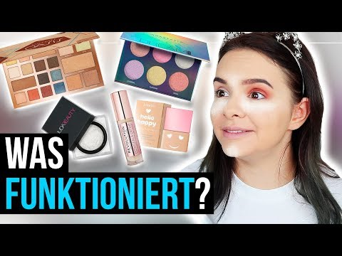 Kann das was?! - FULL FACE of FIRST IMPRESSIONS!! - Makeup testen (deutsch)