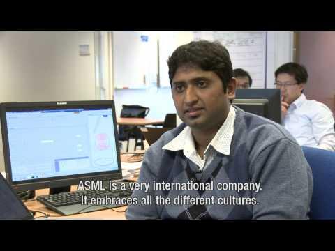 Working @ASML as Design Engineer