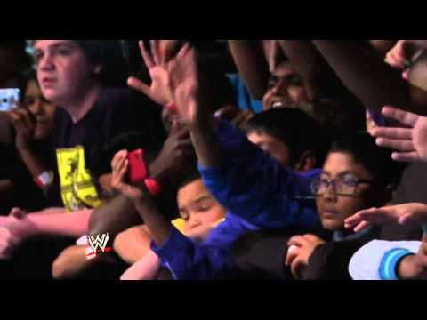 WWE World Tour In South Africa